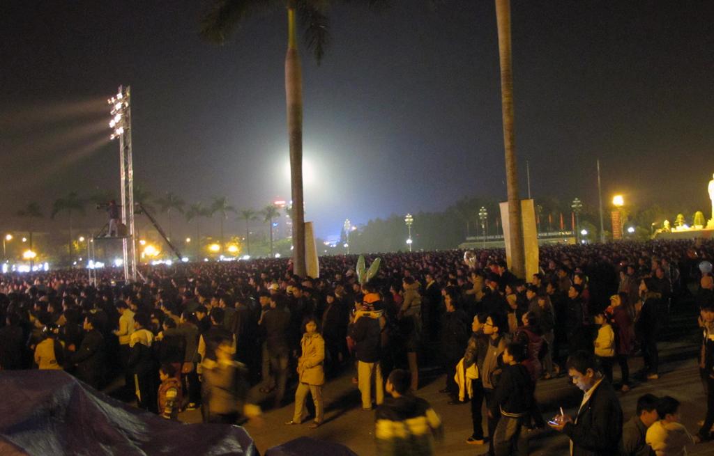 Nghệ An: Chào đón năm mới 2015: Hào Khí Sông Lam
