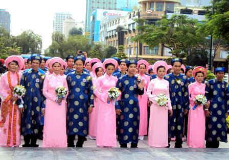 817.245 cặp đăng ký kết hôn năm 2014