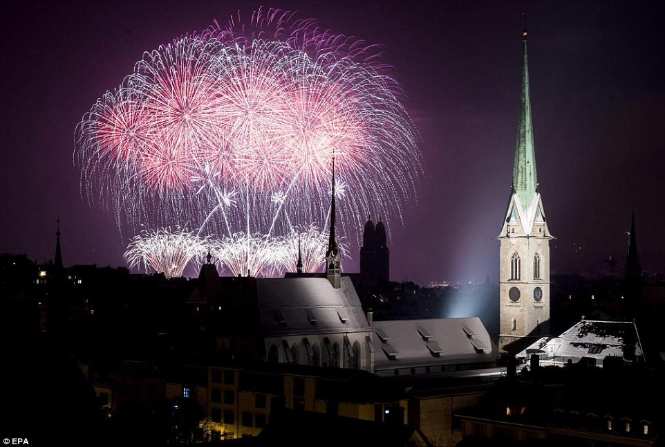 Zurich, Thụy Sĩ: