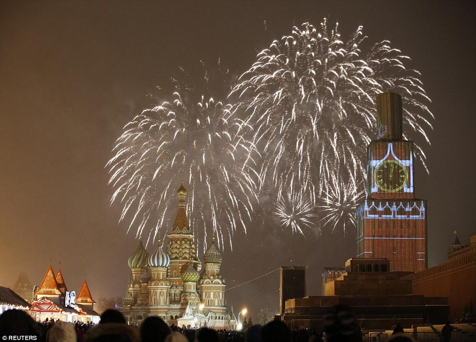 Moscow, Nga: