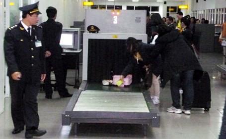 An ninh sân bay Đà Nẵng được tăng cường trước tin ông Nguyễn Bá Thanh về nước chữa bệnh