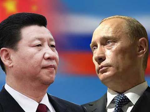 Nga và Bắc Kinh thực sự là liên minh?
