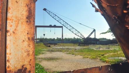 Khu kinh tế Dung Quất trở nên hoang hóa vì quá nhiều dự án không triển khai