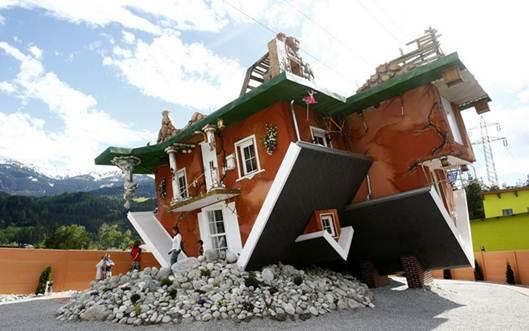 Những ngôi nhà bạn không tin có thật
