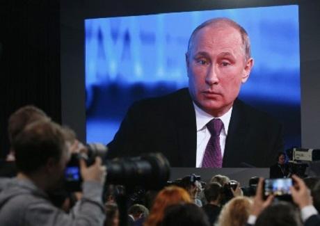 Tại sao ông Putin trở thành
