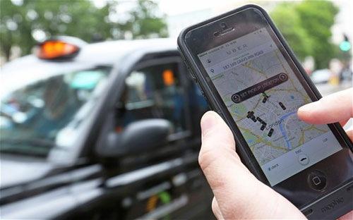 Thanh tra toàn bộ phương tiện sử dụng phần mềm Uber để bắt khách