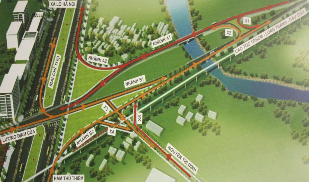 Thông xe toàn tuyến cao tốc TPHCM - Long Thành - Dầu Giây trước Tết