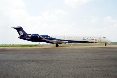 """Hãng hàng không Air Mekong chính thức bị """"khai tử"""""""