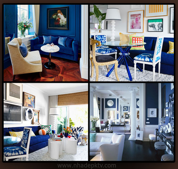 Tư vấn thiết kế nội thất 5 tông màu cho nhà đẹp 2015 01, không gian nhà đẹp hiện đại