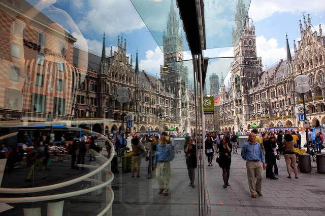 Nền kinh tế Đức ghi nhận mức sụt giảm đáng ngạc nhiên