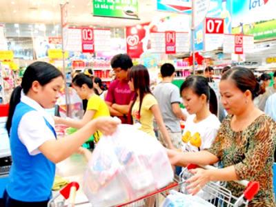 Năm 2015: Tuyển dụng nhân sự ngành bán lẻ, tiêu dùng sẽ bùng nổ