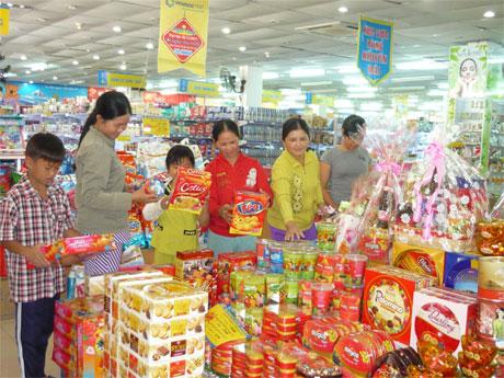 Hà Nội: Dự trữ hàng hóa tết Ất Mùi gấp đôi năm ngoái