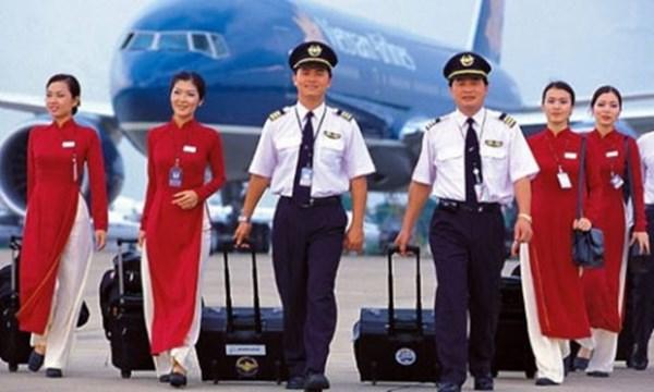 phi công, Vietnam Airlines, nghỉ việc, hàng loạt, bất thường, lương mới