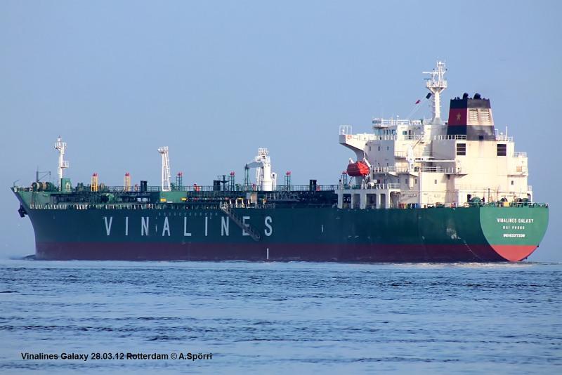 Vinalines dự kiến lỗ hơn 1.600 tỷ đồng năm 2014