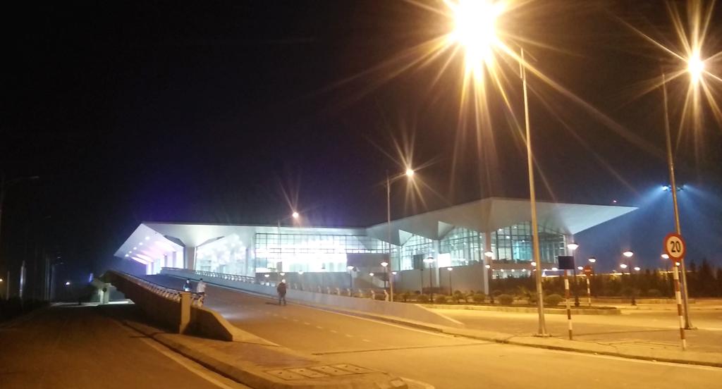Sân bay Vinh gia nhập hệ thống cảng hàng không quốc tế