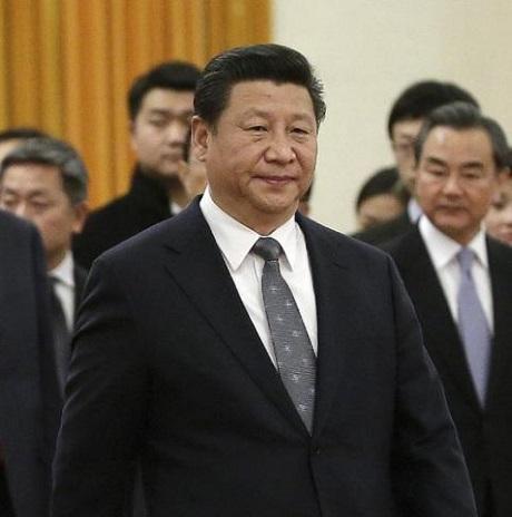 Chủ tịch Trung Quốc Tập Cận Bình (ảnh: AP)