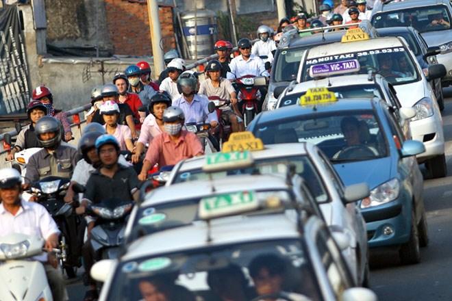DN vận tải ở 43 tỉnh thành giảm giá cước 1-25%