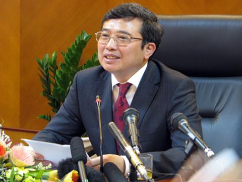 Chủ tịch EVN Hoàng Quốc Vượng quay lại ghế Thứ trưởng Bộ Công thương