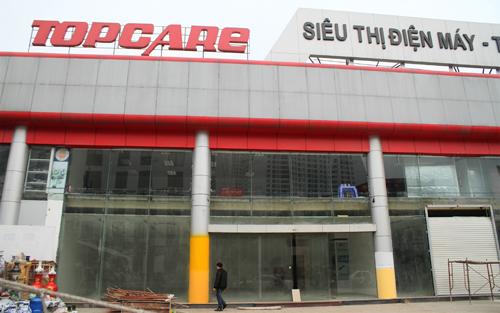 Topcare đóng cửa: Nơi hoang tàn, nơi đang phong tỏa để kiểm kê