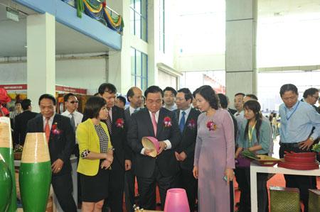 Sắp diễn ra Hội chợ Vietnam Expo 2015
