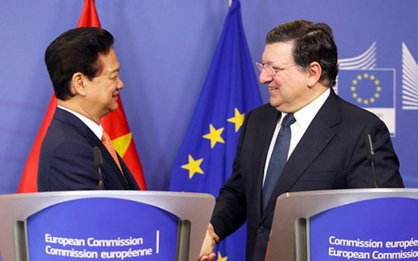 Sau 11 phiên đàm phán, FTA với EU đang rộng cửa