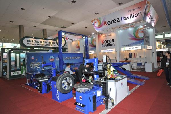 15-18/4: Hội chợ thương mại Quốc tế Việt Nam lần thứ 25
