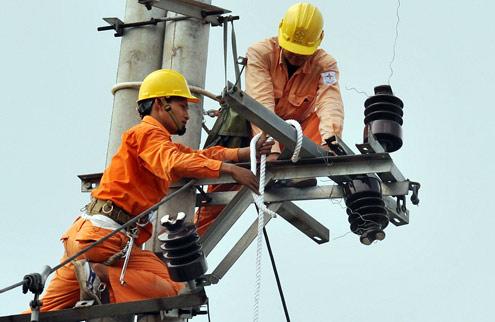 EVN được tăng giá điện 3-5%