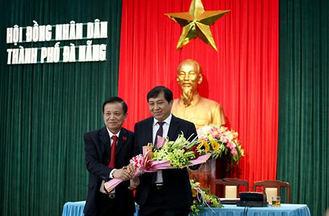 Đà Nẵng thay Chủ tịch thành phố