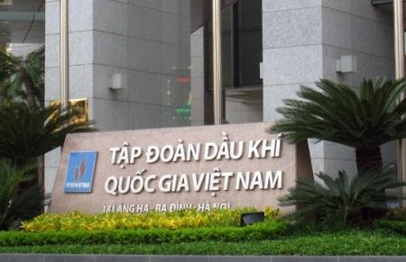 PVN được giao hoàn thành vượt kế hoạch trong năm 2015