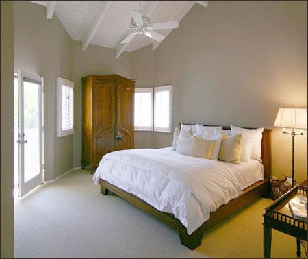 Bí quyết nới rộng không gian phòng ngủ