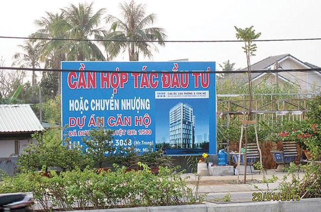 Mua bán dự án bất động sản, dễ mà không dễ