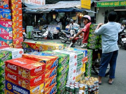 Việt Nam uống bia top đầu: Vượt kỷ lục nhờ Tết?