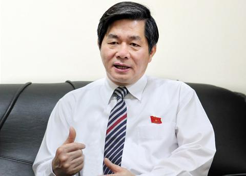 Bộ trưởng Bộ Kế hoạch & Đầu tư Bùi Quang Vinh cho biết cảm thấy