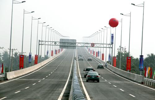 Chính thức thông xe toàn tuyến cao tốc TPHCM – Long Thành – Dầu Giây từ 8/2