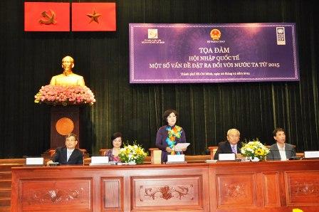 Việt Nam là mắt xích trong các liên kết kinh tế quan trọng hàng đầu thế giới
