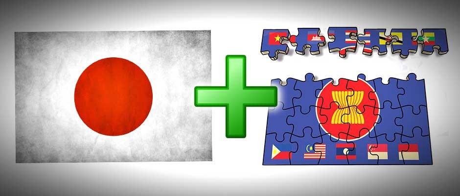 Vốn Nhật vào Asean tăng 10 lần trong 10 năm qua