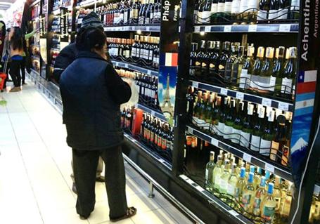 """""""Ma trận"""" rượu ngoại biếu Tết"""