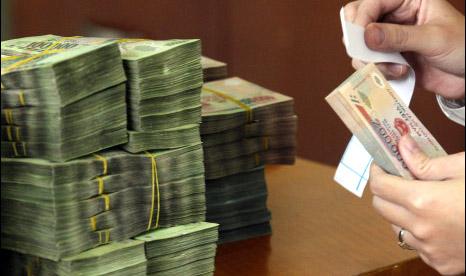 Bội chi ngân sách nhà nước tháng 1 ước 13,3 nghìn tỷ đồng