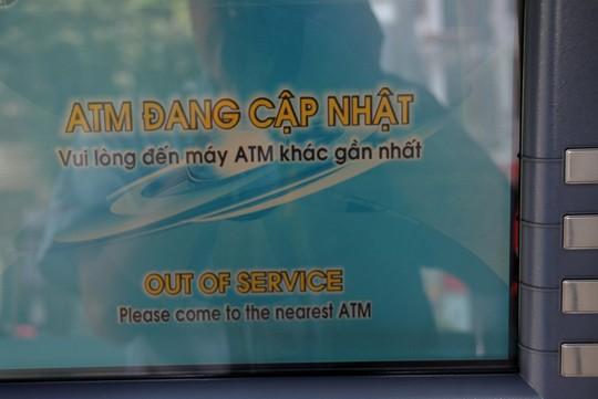 ATM lại… hết tiền!