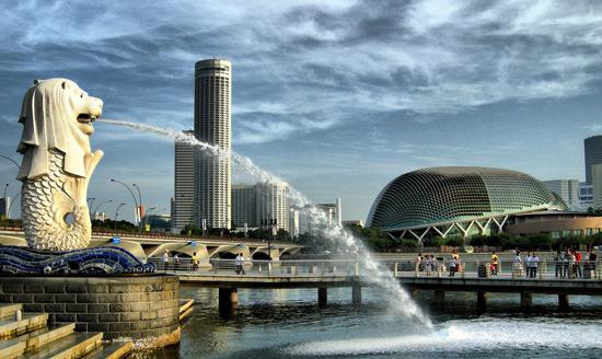 Singapore – nhà đầu tư lớn nhất của ASEAN vào Việt Nam