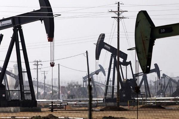Giá dầu lao dốc khiến các tập đoàn dầu đá phiến khó trụ vững