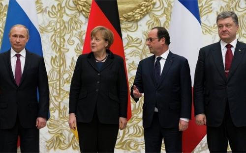 7 điểm chính trong thỏa thuận ngừng bắn tại Ukraine