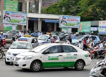 Hà Nội: Taxi