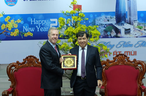 Hoa Kỳ muốn trở thành nhà đầu tư số 1 tại Việt Nam