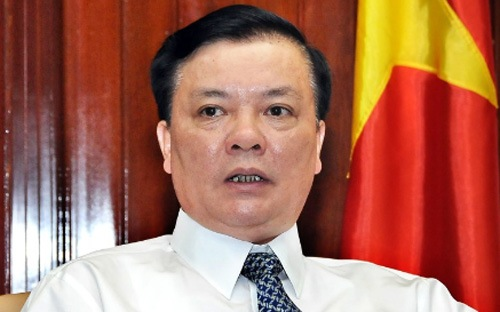 Bộ trưởng Đinh Tiến Dũng nói về nhiệm vụ thu-chi ngân sách năm 2015