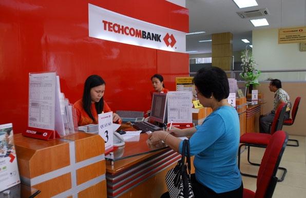 Techcombank: Tỷ lệ nợ xấu năm 2014 giảm mạnh về 2,38%