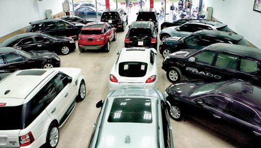 Tháng 1/2015: ô tô nhập khẩu gấp 3 lần so cùng kỳ, đạt gần 10.000 chiếc