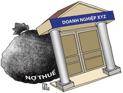 """Hà Nội: Hơn 1.200 doanh nghiệp """"bỏ trốn"""", nợ thuế"""