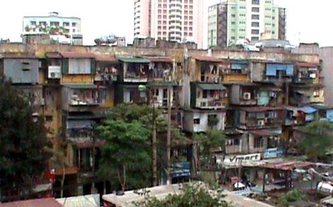 DN đầu tư cải tạo, xây dựng lại chung cư cũ được nhiều ưu đãi