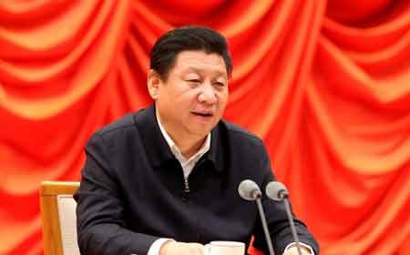 Tổng Bí thư, Chủ tịch Trung Quốc Tập Cận Bình (ảnh: SCMP)